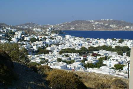 Ilha do Mykonos