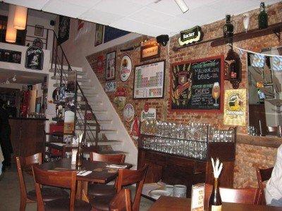 Bar Melograno localizado na Vila Madalena /SP