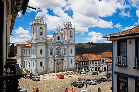 O Centro Histórico de Diamantina é Patrimônio Cultural da UNESCO