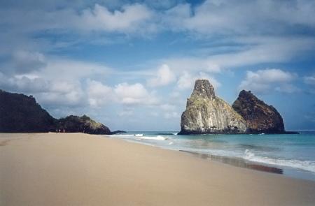 Praias do Fernando de Noronha, un belo destino para fazer sua Lua de Mel