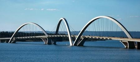 Ponte Juscelino Kubitschek do Brasilia