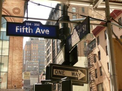 Fifth Avenue, a rua do milionários