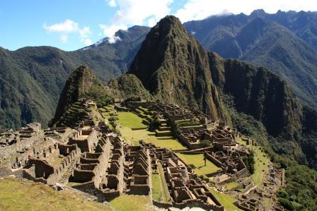 Machu Pichu, patrimônio histórico e cultural