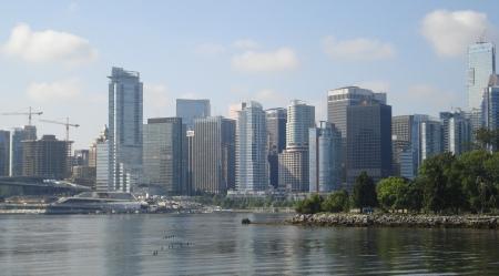 Vancouver, a cidade litorânea do Canadá