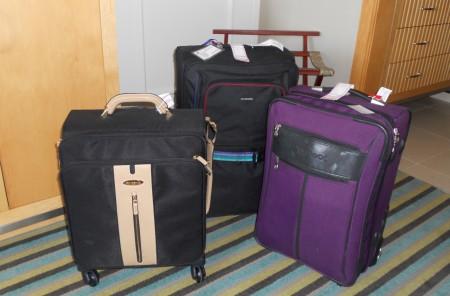 Confira algumas dicas para fazer a mala