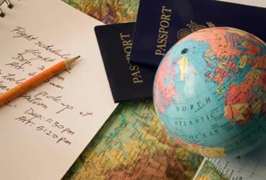 Dicas para planejar uma boa viagem de férias