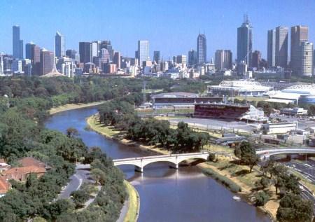 Cidade de Melbourne, Australia