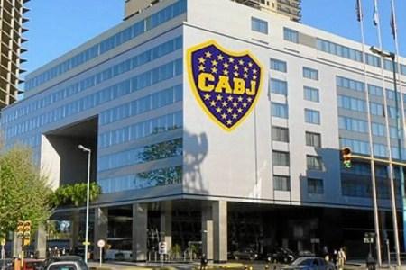 Hotel de luxo Boca Juniors