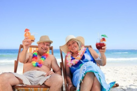 Aproveitar a aposentadoria para conhecer o mundo