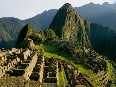 Machu Picchu,  Património mundial da UNESCO